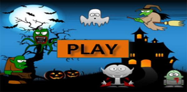 بازی و ریاضی هالووین