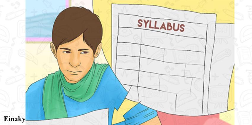 چطور شب امتحانی درس بخونیم؟ 17