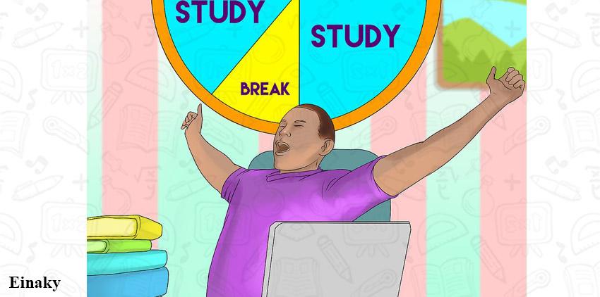 چطور شب امتحانی درس بخونیم؟ 15