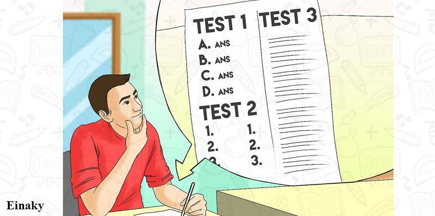 چطور شب امتحانی درس بخونیم؟ 11
