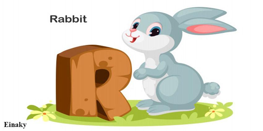 آموزش حرف R زبان انگلیسی
