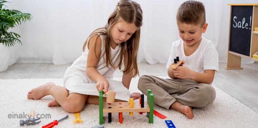 چطور مهارت دست ورزی را در کودکان تقویت کنیم؟