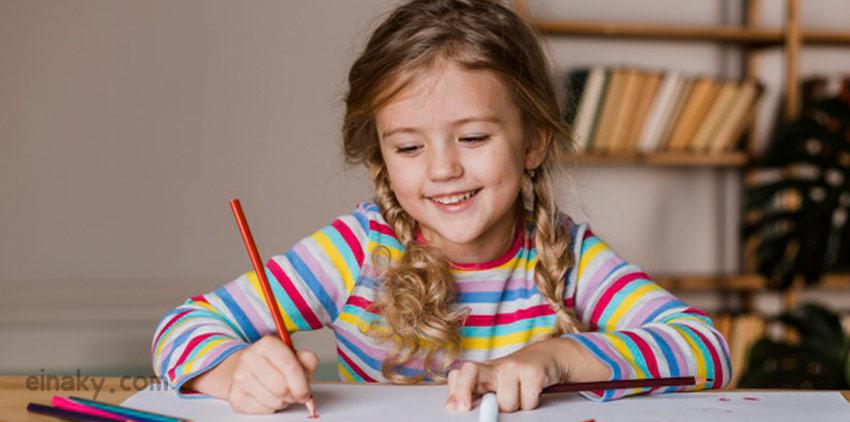 درمان بد خطی کودکان